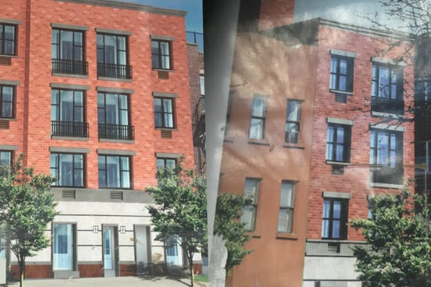 Holy sh*& you can get a $532/month 1-bedroom in Williamsburg