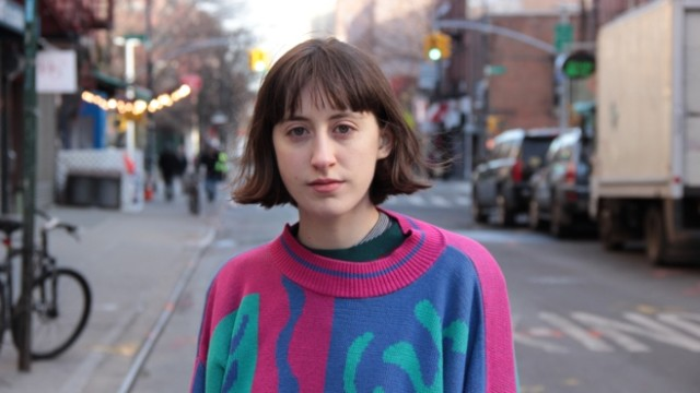 Greta Simone Klein, founder of Frankie Cosmos, is also the daughter of two famous people as well as a connoiseur of excellent sweaters.