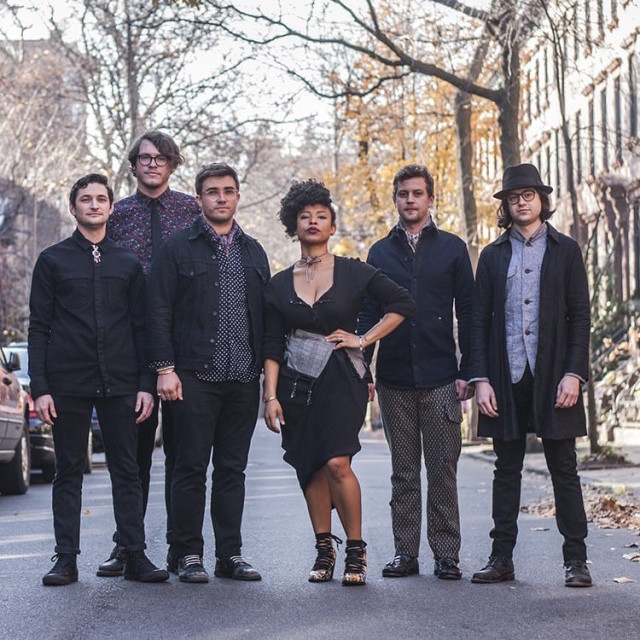 Spunky six piece Great Caesar has invaded our fair borough with catchy, but message-laden indie pop.