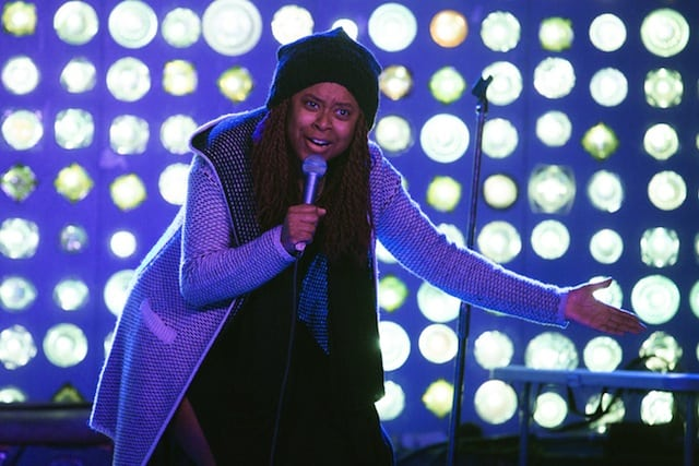 Phoebe Robinson at Baby's All Right.