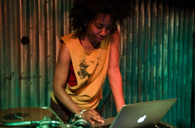 Zena the Warrior DJ will party up your brunch (#16)