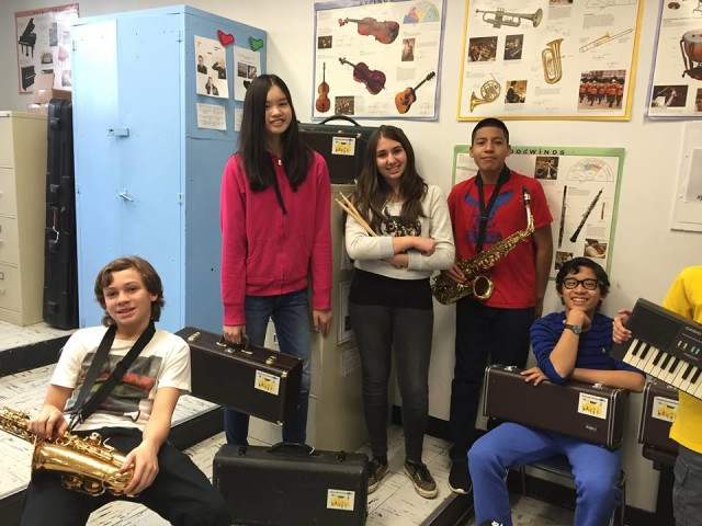 Were you 'in a band'? It's time to donate your old instruments to underprivileged school kids