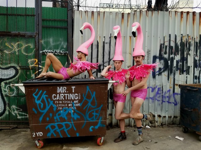 Top 10: The best cheap things to do in Brooklyn this week, queer flamingos edition