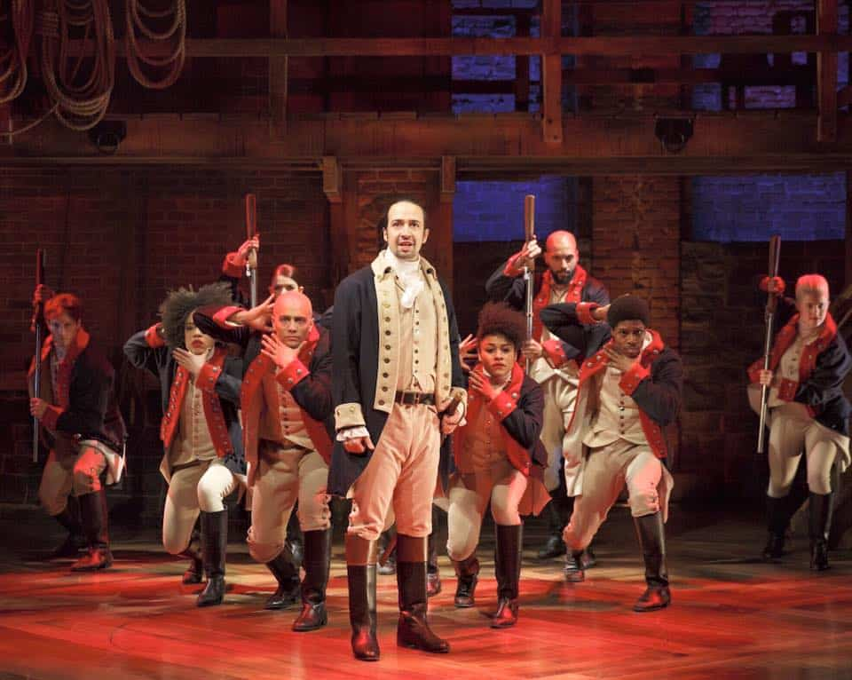 Hamilton' is for rich, old white people and you can skip it