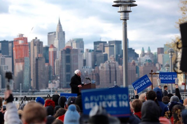Primary hangover: Bernie got the most votes in Greenpoint, Bushwick and Dyker Heights