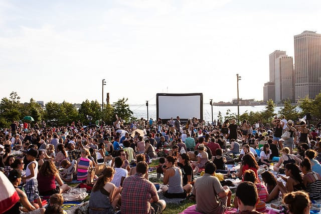 The ultimate summer movie guide: All the free outdoor movies you can see in Brooklyn in 2016
