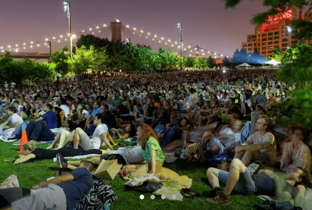 The 2016 Brooklyn Bridge Park free summer movie schedule is here!