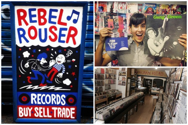 Renew your IRL music shopping at Rebel Rouser, Vinyl Fantasy, Human Head and more of the best record shops in Brooklyn.