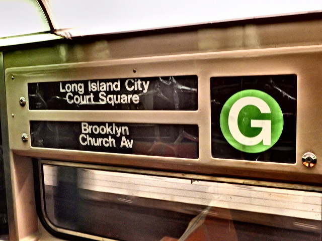The G-oke is old: It's officially time to stop hating on the G train