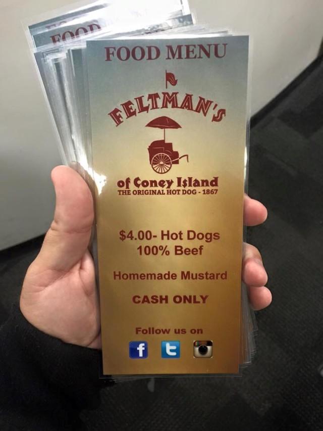 The Feltman's brand is making a comeback. Via Facebook.