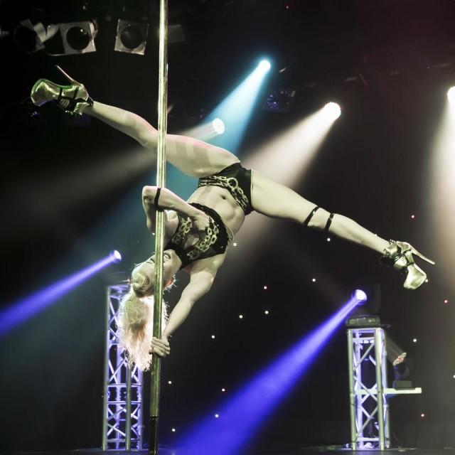 Liz Kinnmark's got some serious moves (#19)