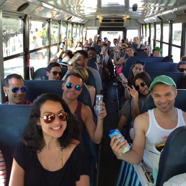 The NYC Beach Bus is back for 2016 with new beaches, and a pickup spot in Manhattan too!