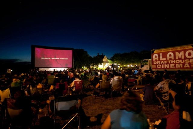 Alamo Drafthouse is bringing a free, interactive movie series to Fort Greene Park!