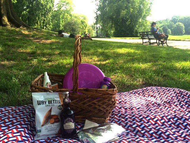 Picnics: for the modern-day Brooklyn beatnik