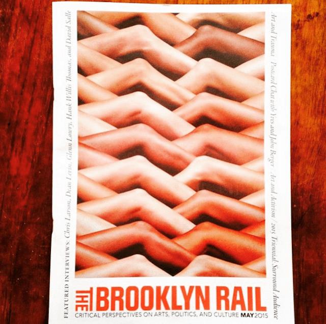 via Brooklyn Rail on Instagram