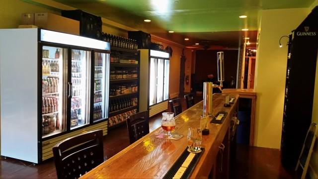 Beer Closet. Photo via Facebook.