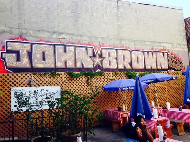 John Brown Smokehouse in Long Island City, home of famous burnt ends. Photo via Facebook.