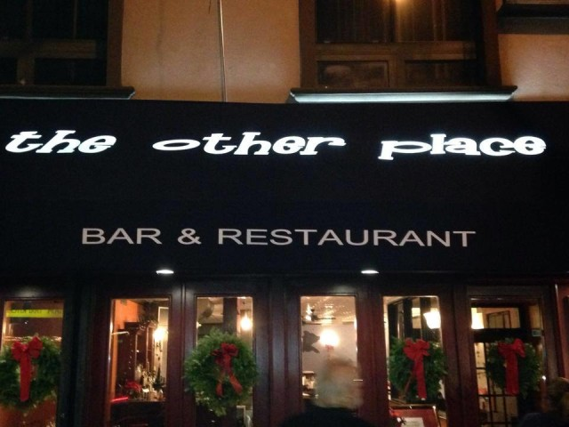 Don't go to that place. Go to The Other Place. Photo via Facebook.