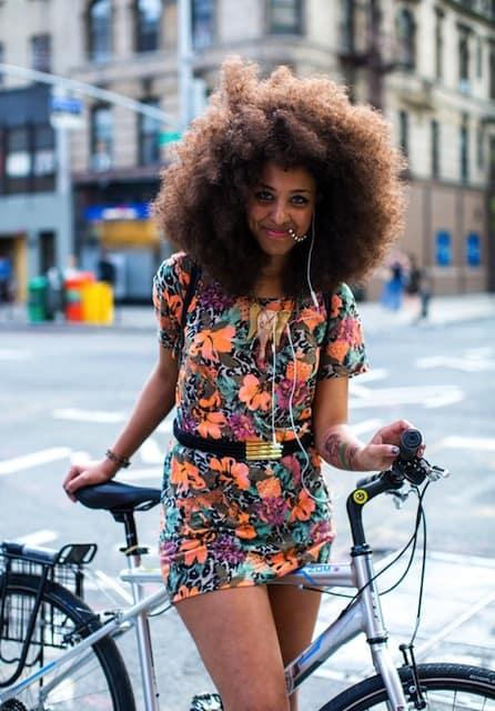 YAS Bike kween. BikeNYC