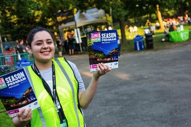 Want to see all the concerts in Prospect Park this summer for free? Volunteer!