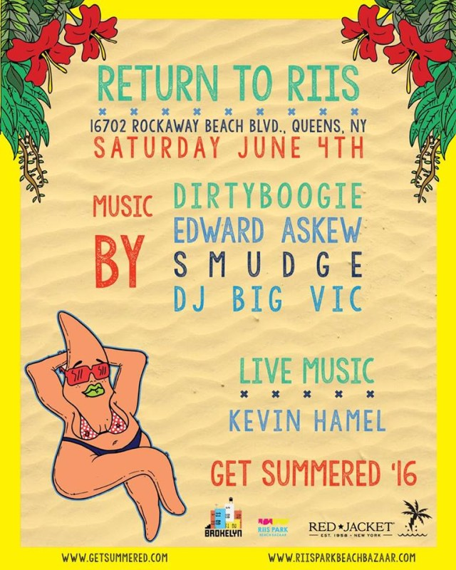 Catch us hanging with Get Summered this weekend!