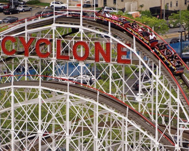 Get a free ride in honor of the Cyclone's 89th birthday this weekend