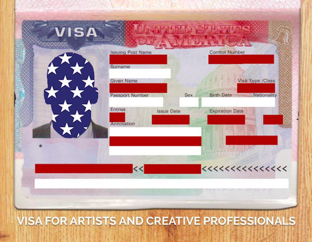Since 2013, EOarts has shepherded international artists toward their own American dreams. via Facebook