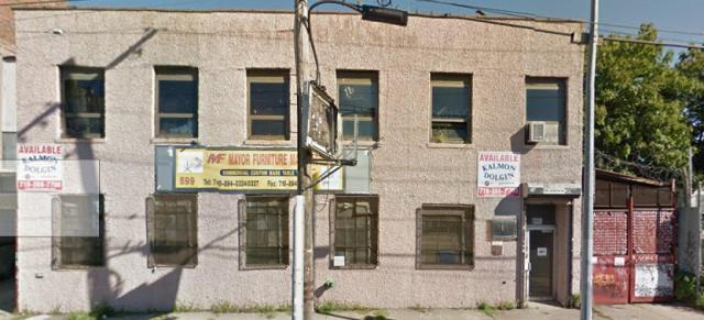 The future home of Elsewhere, via Google Maps.