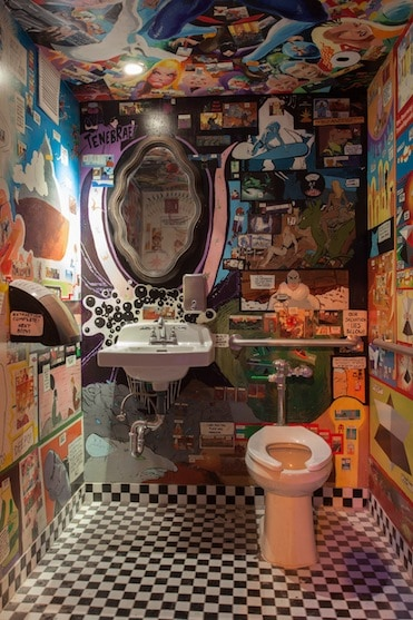 Against stall odds: The 8 best bar bathrooms in Brooklyn