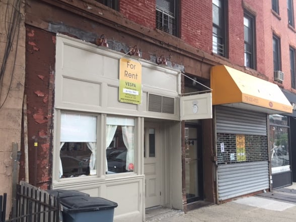 Farewell, Brooklyn's best punchline: The artisanal mayo store got priced out (but maybe not for good)