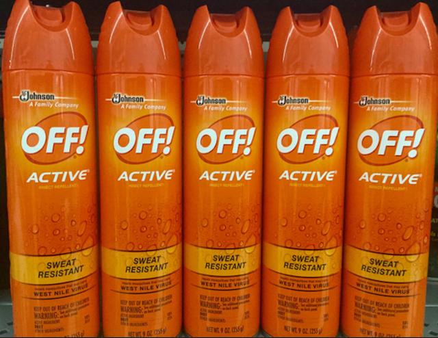 Get 'em OFF! Photo via @mike mozart on Flickr.