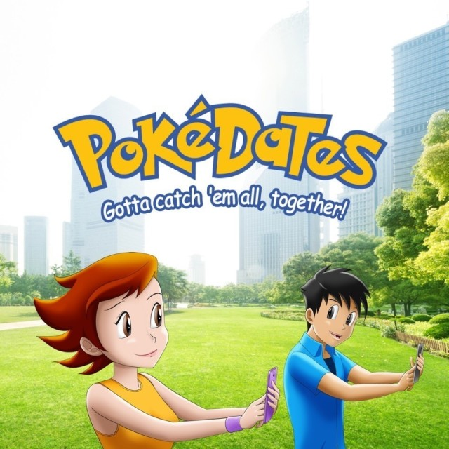 Finally there's a Pokemon dating app if you want to tap dat Ash.