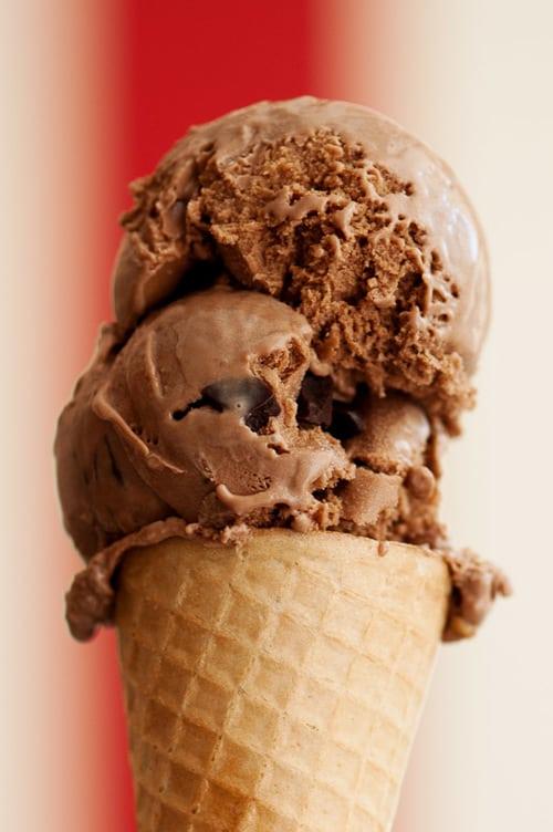 Chocolate Chunk flavor at OddFellows. Via website.