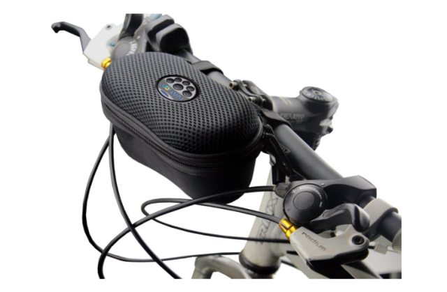 Speakers like this Ivation Multi-Function Bicycle Speaker are designed to attach right to your bike. Via Amazon.