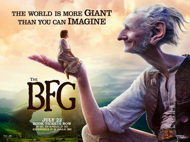 Photo via @The BFG Movie on Facebook