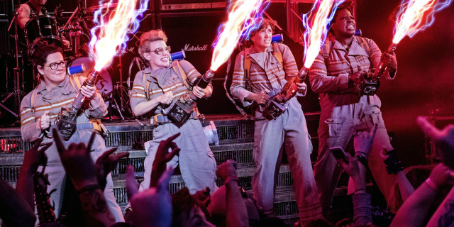You missed Ghostbusters on opening weekend — how much cultural value are you missing out on?
