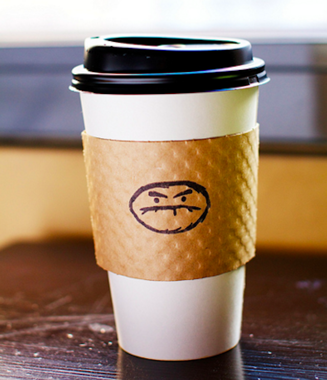 A few wifi-free, caffeinated hours will make you feel the opposite of grumpy. Photo via Flickr user @