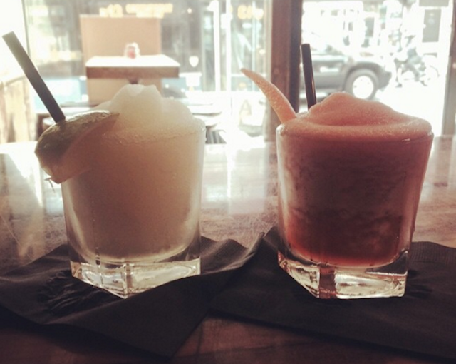 Summer goal: drink all the frozen drinks you can find. Photo via Instagram