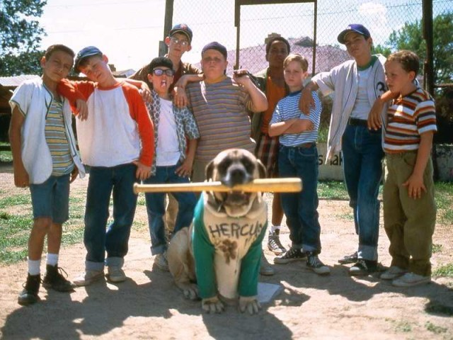 Don't be an L7 weenie: Go see The Sandlot for free.