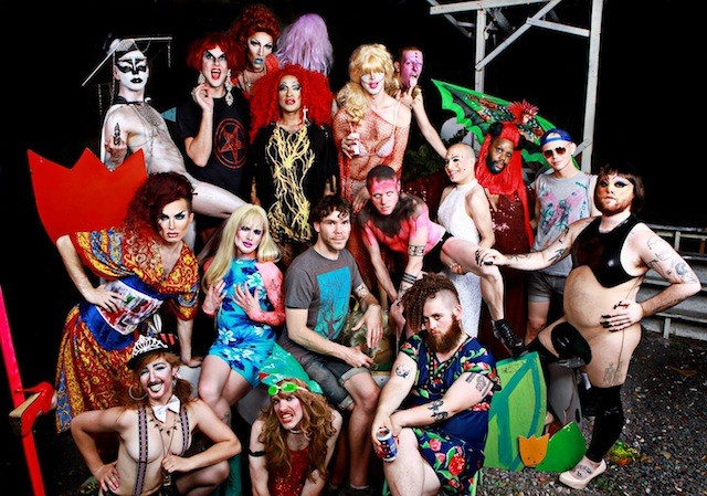 Yas queen(s): volunteer at the Bushwig drag festival and see all the shows for free