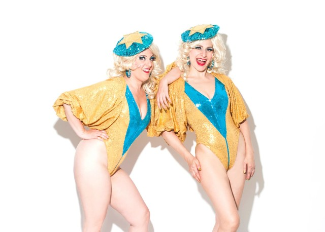 """The Schlep Sisters bring new meaning to the phrase """"good-time gals"""" (#10)"""