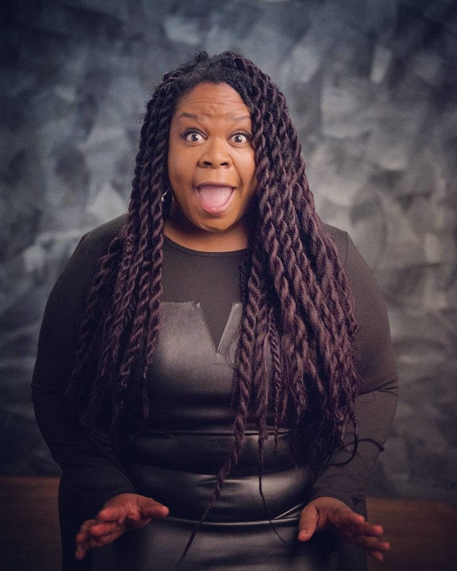 Get the giggles with Yamaneika Saunders (#20)