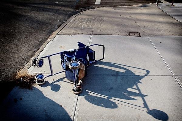 Brooklyn, land where babies roam. via flickr user Tim Young
