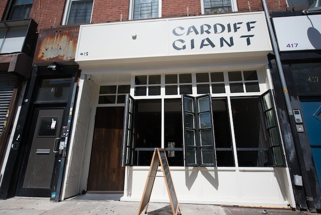 Cut the cubicle cord: How the owner of Cardiff Giant turned volunteering into opening his own bar