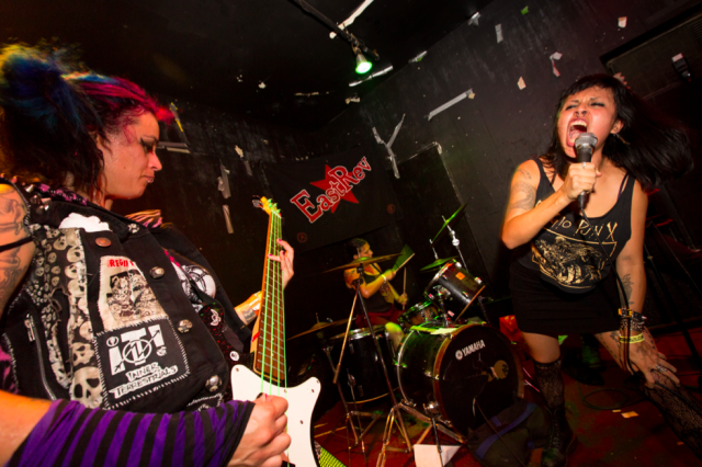 Get your thrash on at the Latinx Punk Fest (#1) (pic by Walter Wlodarczyk)