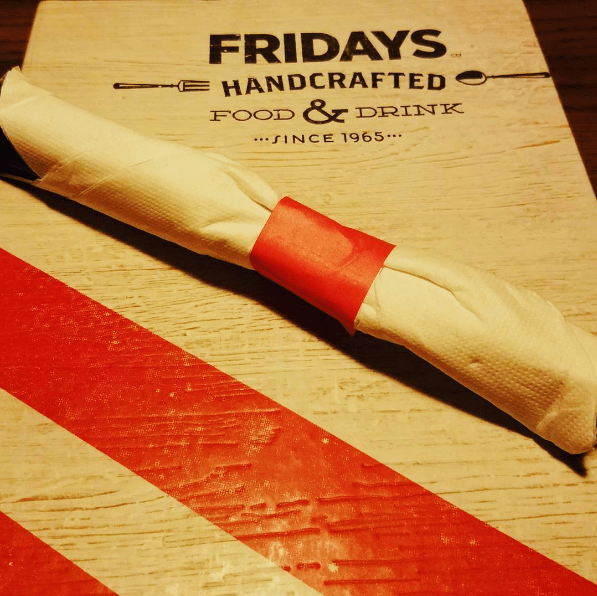 Now TGI Fridays is getting into the coworking game too