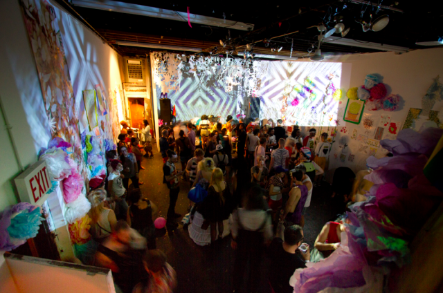 Party it out at Secret Project Robot, which closes in one week (#) (pic by Maximus Comissar)