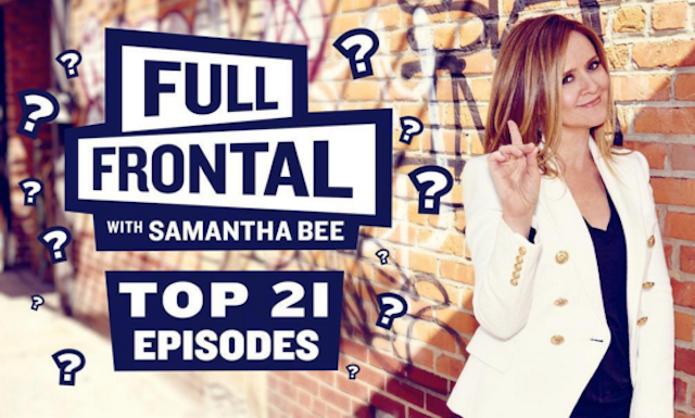 How to get free tickets to Full Frontal with Samantha Bee. Photo via @fullfrontalsamb on Instagram.