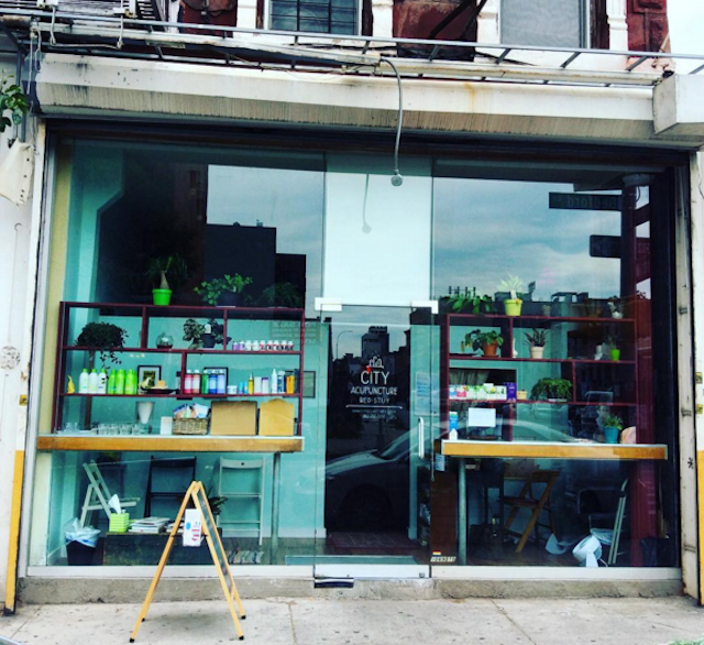 Through Labor Day, City Acupuncture is offering $19 intro sessions at its Bed-Stuy location. Photo via @city_acupuncture_bedstuy