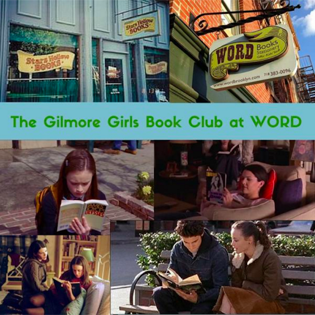 Channel your inner Rory at this Gilmore Girls Book Club in Greenpoint